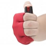 Guard Dog Security Pepper Spray - Runner/Jogger InstaFire Activewear Hand Sleeve RED