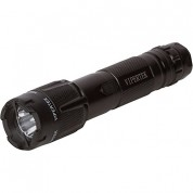 VIPERTEK VTS-T03 - 230,000,000 Heavy Duty Cheap Quality Stun Gun - Rechargeable with LED Tactical Flashlight, Black