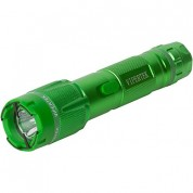 VIPERTEK VTS-T03 - 230,000,000 Heavy Duty Cheap Quality Stun Gun - Rechargeable with LED Tactical Flashlight, Green