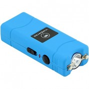 VIPERTEK VTS-881 - 38,000,000 V Micro Cheap Quality Stun Gun - Rechargeable with LED Flashlight, Blue