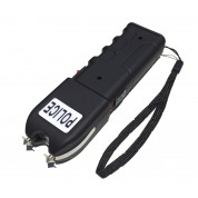 POLICE 230,000,000 Snatch Prevention Stun Gun With LED Flashlight Rechargeable