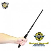 "Police Force 21"" Heat Treated Expandable Steel Baton"