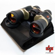 Day/Night 20x60 High Quality Outdoor Bronze Binoculars w/Pouch Perrini 1224 zix