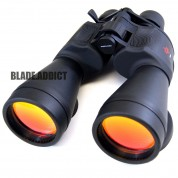 Day/Night 20-50x70 Military Zoom Powerful Binoculars Optics Hunting Camping -B