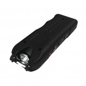 POLICE TW11- 230,000,000  Small Stun Gun With LED Flashlight & Police Siren, Rechargeable