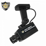 Streetwise Dummy Camera with Motion Detector