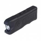 POLICE TW11 - Extreme Power Small Stun Gun With LED Flashlight & Police Siren, Rechargeable