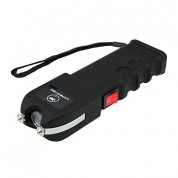 VIPERTEK VTS-989 - 230,000,000 Heavy Duty Cheap Quality Stun Gun - Rechargeable with LED Flashlight
