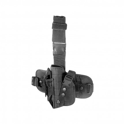Special Operations Universal Tactical Black Leg Holster (Left Handed)