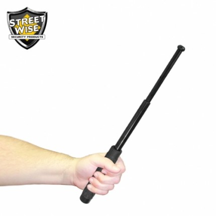 16 Inch Expandable Metal Baton
